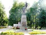 Памятник А. Шумавцову