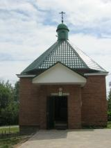 Храм в п.Заречном